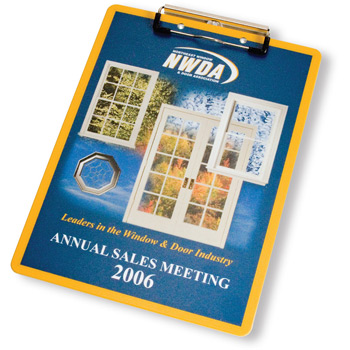 Executive-VLP Full Color Clipboard